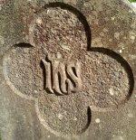IHS, Christogram, Belvidere Holy Trinity Anglican Church