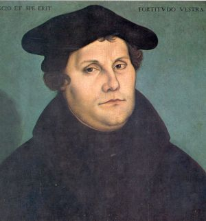 Martin Luther's barber and prayer