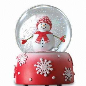 Snow Globes and Boney M.