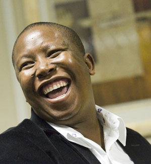 Assisting Youth to discover their spiritual gifts and enrolling them to serve in: Introduction (Part 1) Julius Malema