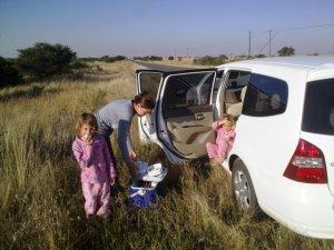 Padkos South Africa Free State Potchefstroom Bultfontein Hoopstad mielie plaas N9 N12