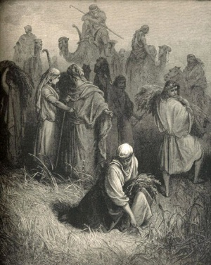 Gustave Doré Ruth and Boaz The Royal Line of Salvation