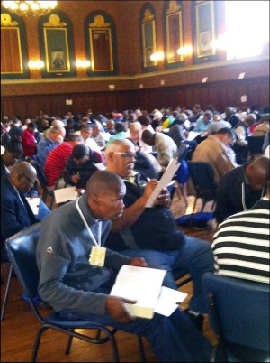Baptist Union of South Africa Assembly 2011