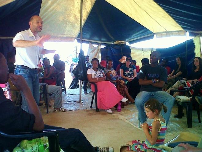 Township Evangelism, church planting